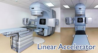 Radiotherapy linac